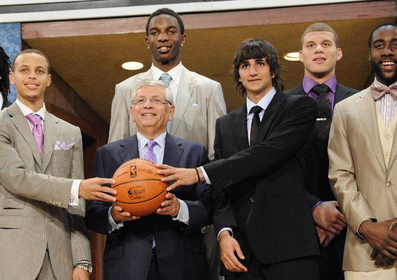 Il peso delle scelte: il Draft del 2009