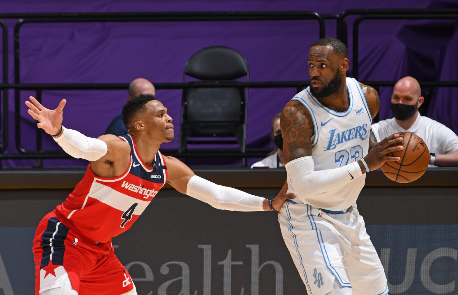 Russell Westbrook ai Lakers: pro, contro e incognite