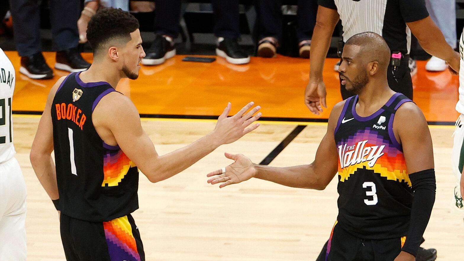 Cosa devono fare i Suns per portare le Finals a Gara 7