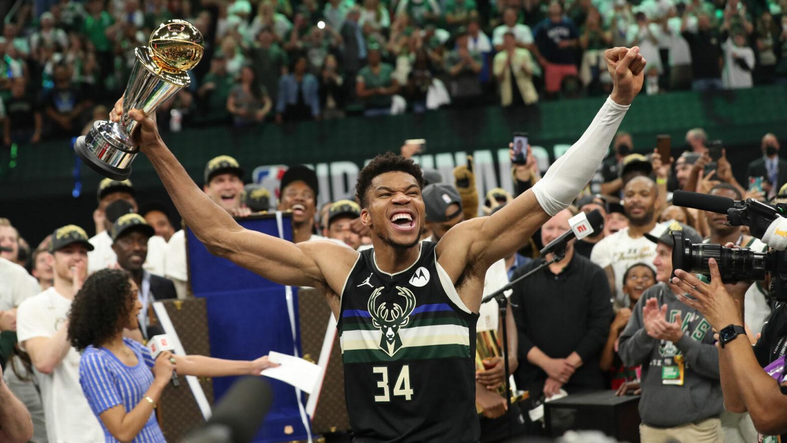 5 motivi per cui i Milwaukee Bucks sono campioni NBA