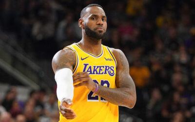 """Workout estivi: il """"dietro le quinte"""" di LeBron James"""
