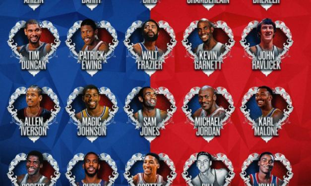 NBA Top 75 all-time: rivelati altri 25 componenti