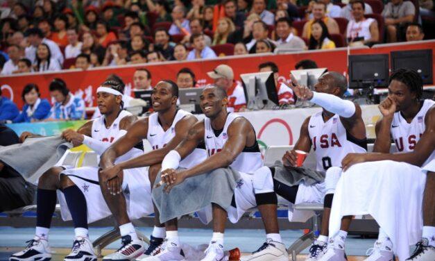Le sneakers che hanno fatto la storia di Team USA