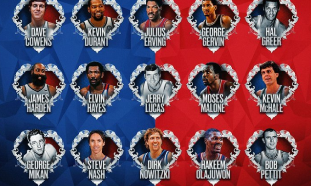 NBA Top 75 all-time: rivelati i primi 25 giocatori